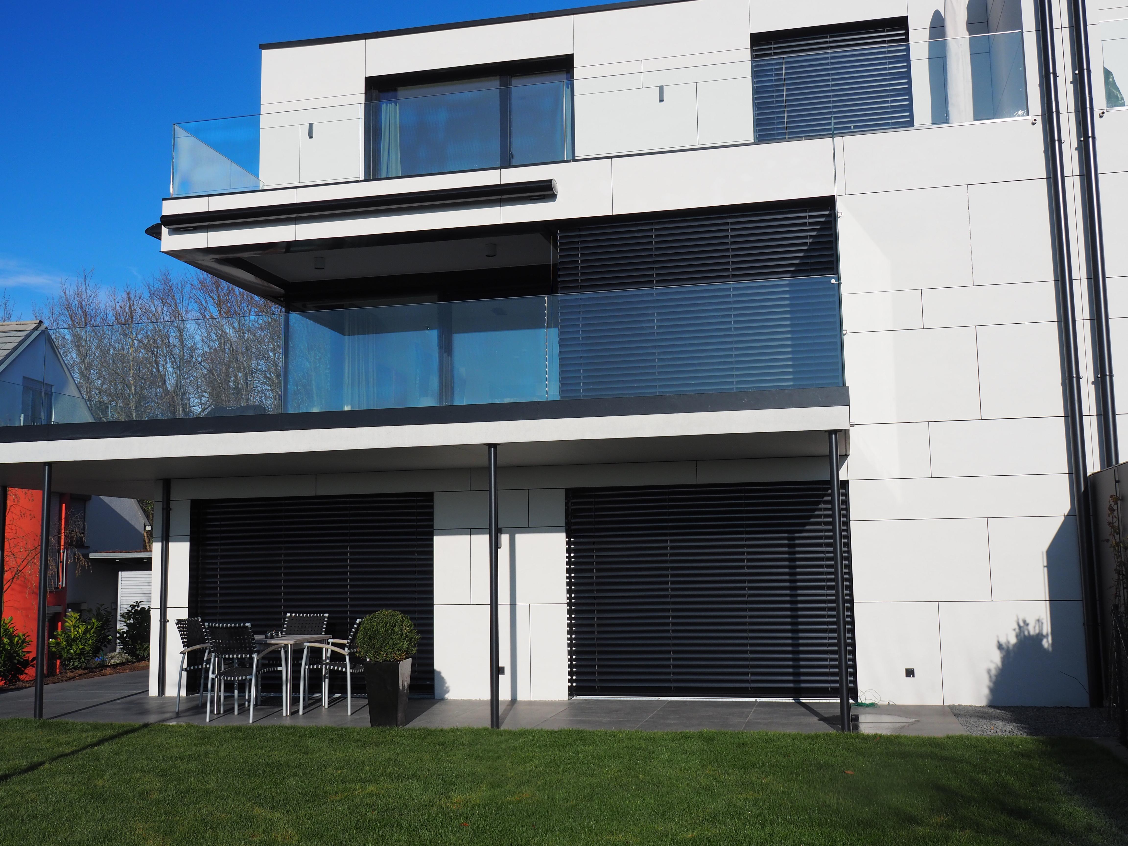 Fassadenverkleidung Geklebt Boblingen Wolf Bedachungen Fassaden